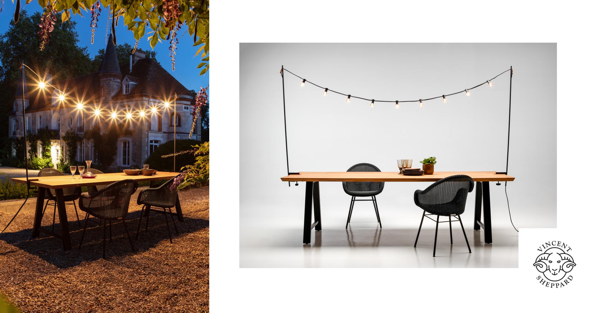 Sun Mobilier, salon de jardin, mobilier extérieur design ...